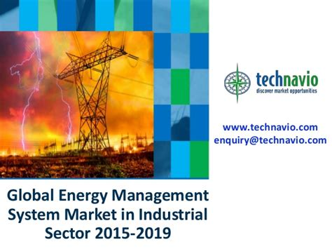 Mba In Global Energy Management by Global Energy Management System Market In Industrial