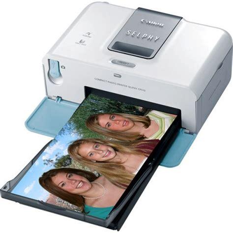 Printer Foto Canon Mini canon selphy cp510 compact photo printer
