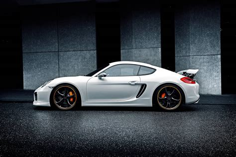 Techart Updates Porsche Cayman Program With New Rear