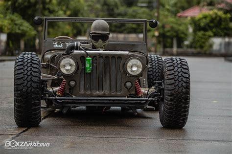 Custom Willys Jeep Reader Project Thai Custom Willys Jeep Fuel Tank