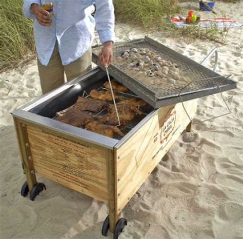 portable bbq pit this is la caja china and i want it - Portable Pit Bbq