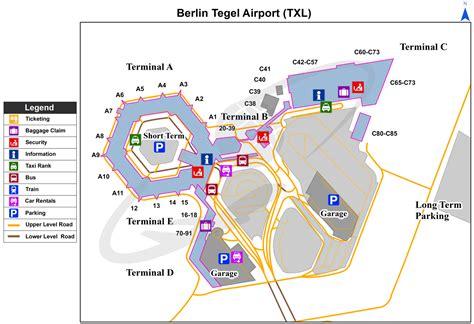 flughafen tegel parken flughafen tegel berlin txl gt parken flugplan hotel