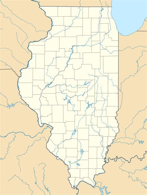 illinois on usa map file usa illinois location map svg wikimedia commons
