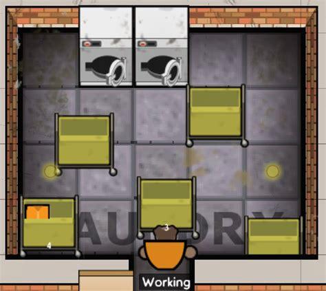 Prison Architect Staff Room by Laundry Prison Architect Wiki