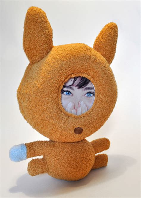 Never Miss Me Again Doll by L Altro Design