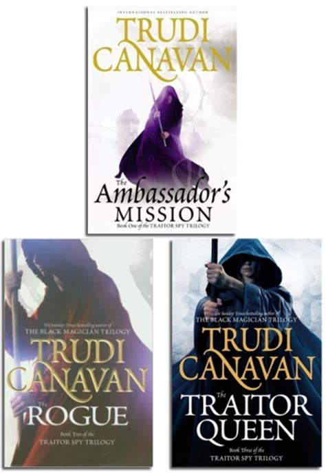The Rogue The Traitor Trilogy traitor trilogy collection trudi canavan 3 books set