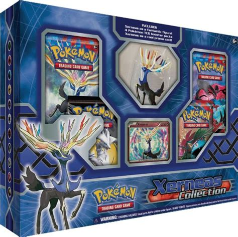 Tcgplayer Gift Card - pokemon tcg xy legends xerneas collection box gift set pokemon cards collectible box