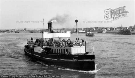 thames river ferry map gravesend the river thames the ferry c 1955 francis frith