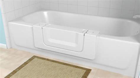 Step In Bathtub by Best Walk In Tubs Baths