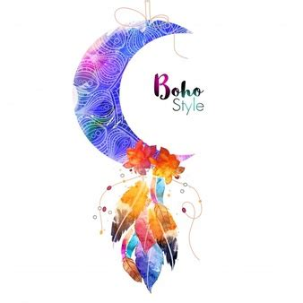 free vector watercolor bohemian feather pattern download feather vectors photos and psd files free download
