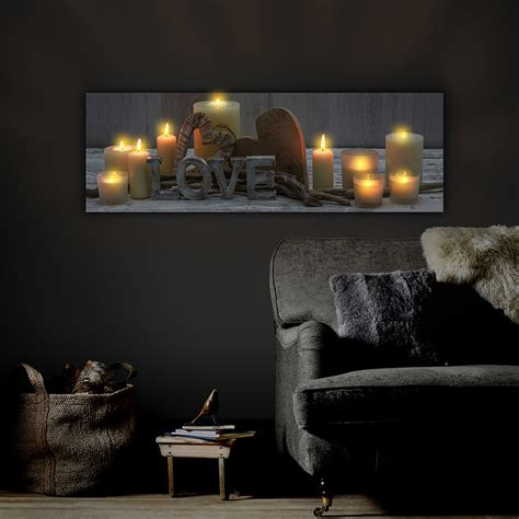 Light Wall Decor by Wall Designs Light Up Wall Our Illuminating Light