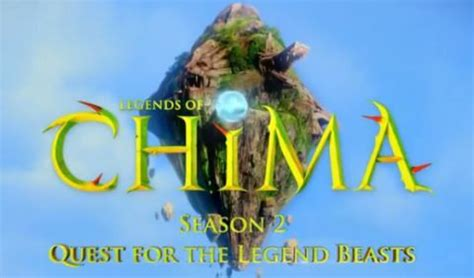 lego: legends of chima season 2 episode 3 the legend thief