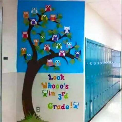 desain dekorasi ruang kelas menarik  membangkitkan semangat belajar
