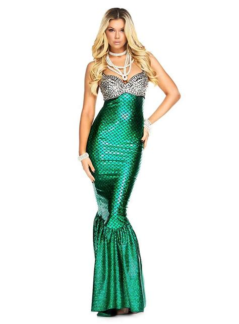 martini mermaid mermaid cocktail dress costume