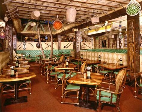 tiki hut vancouver the beachcomber edmonton alberta canada restaurant