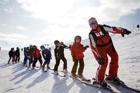 Ski School School more brits ski the tirol family ski news