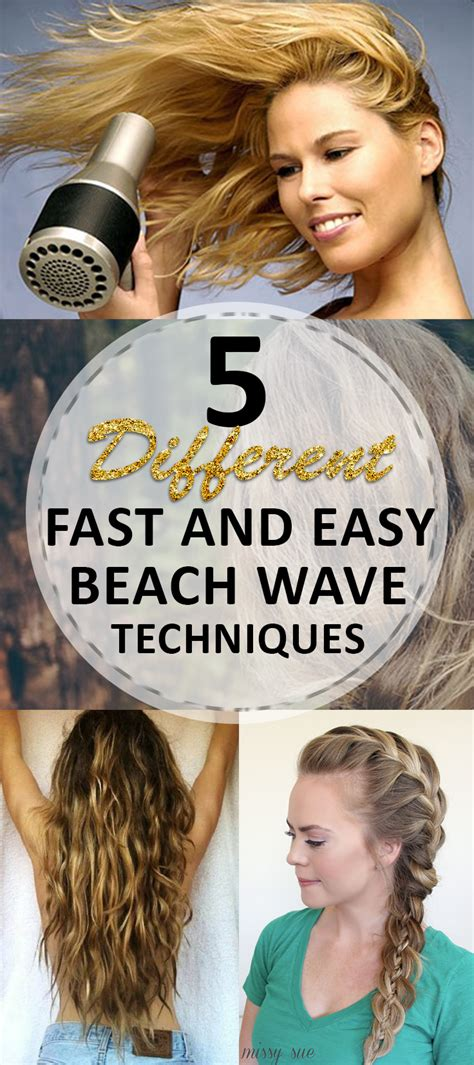beach wave techniques curling iron archives brick glitter