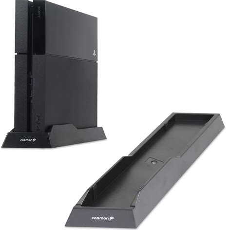 Vertical Stand Ps 4 new black vertical stand mount holder cradle for sony ps4 playstation 4 console