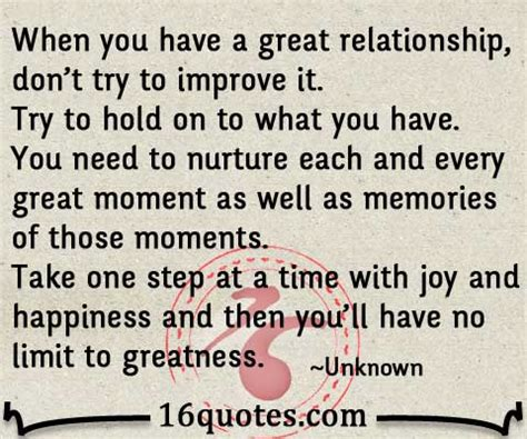 Do In Great Relationships great relationship quotes quotesgram