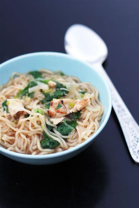Handmade Ramen Noodles - healthier ramen noodle soup recipe dishmaps