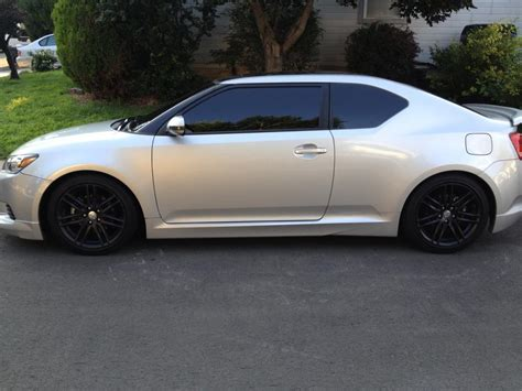 scion tc forum any pics of lowered tc2 s page 5 scionlife
