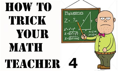 how to your tricks how to trick your math 4 math tricks revealed