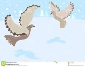 12 days of christmas 2 turtle doves stock photo image 21092680