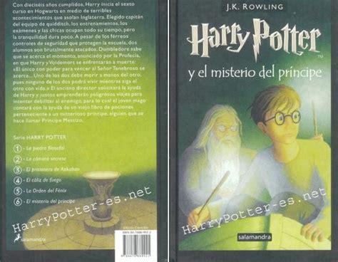 harry potter y el misterio del principe libro leer online recomendaci 243 n literaria harry potter y el pr 237 ncipe mestizo o el misterio del pr 237 ncipe jk