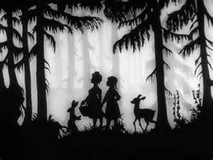 Woods Wall Mural 25 best ideas about forest silhouette on pinterest