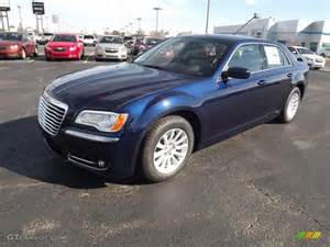 Chrysler 300 Blue 2013 Jazz Blue Pearl Chrysler 300 73581495 Gtcarlot