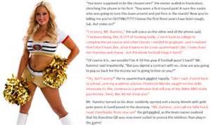 Elena starz tg stories captions sally sports week re education