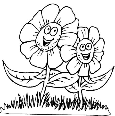 fiori primavera da colorare giochi e lavoretti per bambini disegni da colorare fiori