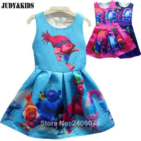 Supplier Popy Dres By Breseis aliexpress buy 2017 summer dresses trolls poppy magic fancy dress