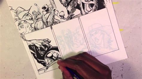 how to draw backgrounds gerimi drawing comics 023 populate your background with
