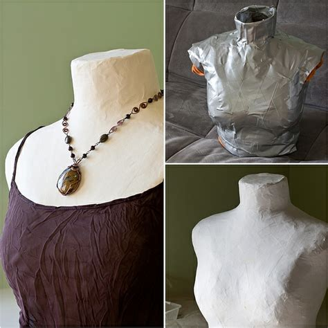 how to make jewelry displays how to make or makeover a mannequin for jewelry displays