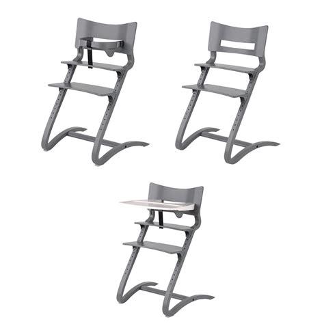 chaise haute leander leander chaise haute evolutive gris chaise haute