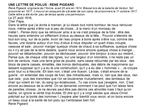 Exemple De Lettre Ecrite A Des Prisonnier Guerres Et Conflits Le Monde A Connu Deux Guerres