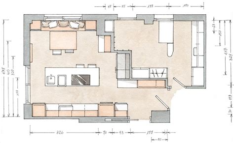 cocinas planos planos cocina grande buscar con r houses