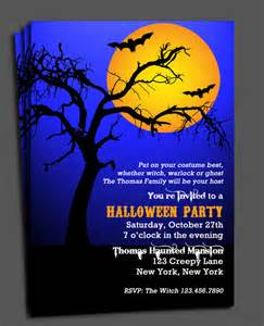 halloween party slogans halloween invitation printable spooktacular tree