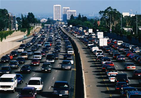 in pictures: america's 12 worst traffic traps