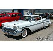1958 Chevy Impala It Was Looking Great And Belongs To Jim Gallup