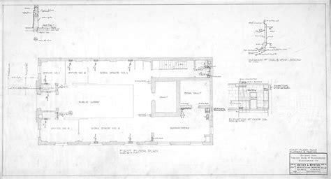 plumbing floor plan first floor plan plumbing and heating