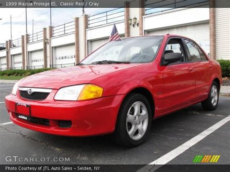 old car repair manuals 1999 mazda protege interior lighting classic red 1999 mazda protege es gray interior gtcarlot com vehicle archive 20918096