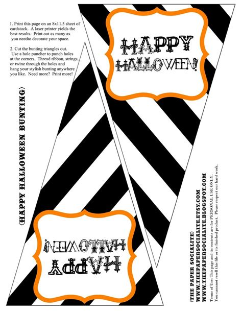 print out decorations free printables