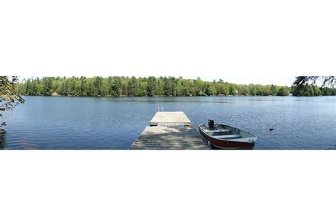 Bass Lake Ontario Cottage Rentals by Ontario Cottage Rental On Bass Lake Near Port Carling
