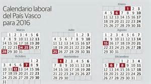 renta 2016 guipuzcoa fechas el gobierno vasco aprueba el 7 de octubre como festivo en