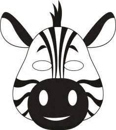 printable animal masks templates jungle masks