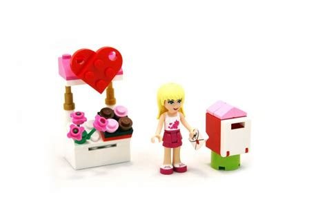 Lego Polybag Friends Mailbox Set 30105 lego friends mailbox set 30105 bagged the minifigure store