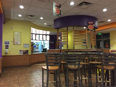 What Time Does Taco Bell Dining Room by Dining Room And Front Counter Right Before Closing Lol