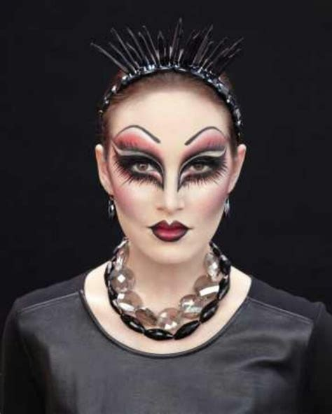 Makeup Tutorial Evil Queen | 59 best images about panto makeup on pinterest costume